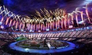 The 2012 Olympic Games opening ceremony